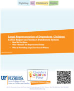 Legal Representation of Dependent Children