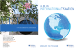 LL.M. International Tax Brochure