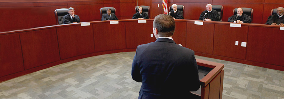 Florida Supreme Court visits UF Law