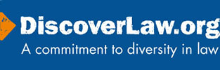 discover law logo