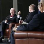 Supreme Court Justice Stevens visits UF