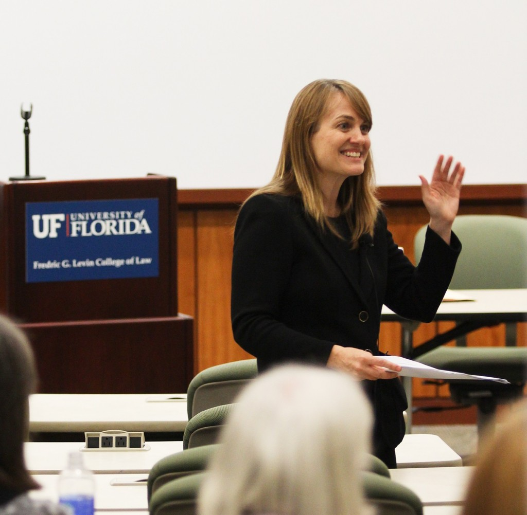 Rosenbury named UF Law Dean - Levin College of Law Levin