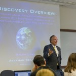 photo of electronic discovery class
