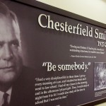 Chesterfield Heritage of Leadership Wall
