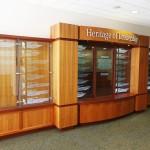 Heritage of Leadership Display