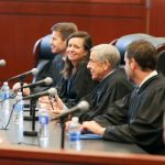 Photo of judges