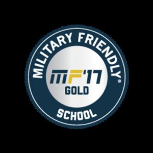 Military Friendly School Seal