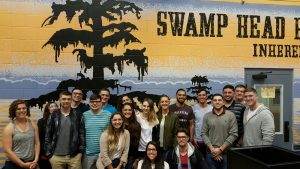 UF Law class visits brewery