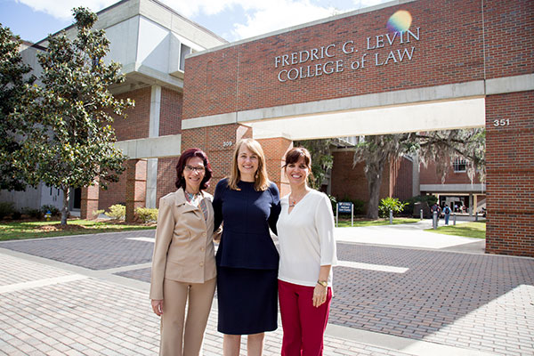 Photo of UF Law Dean with Havana Dean