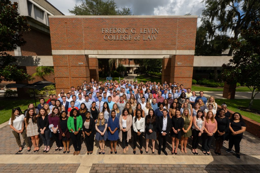 Uf Approved Calendar 2021 2022 Entering Class Profile   Levin College of Law Levin College of Law
